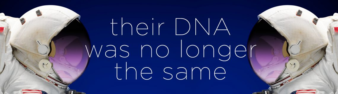 """Their DNA Was No Longer The Same"" • Written and Narrated by Rob Dircks"