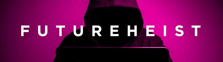 """""""FutureHeist"""" • Written and Narrated by Rob Dircks"""
